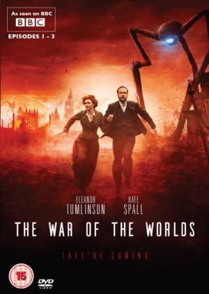 Win The War Of The Worlds on DVD with our competition