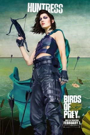 Birds Of Prey new character posters introduce the gang and more