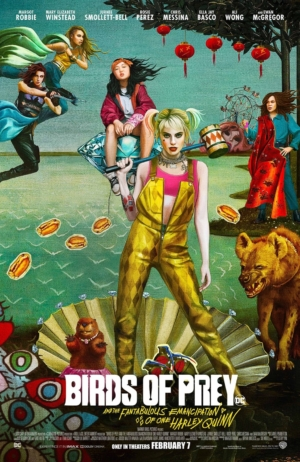 Birds Of Prey new poster celebrates the birth of Harley
