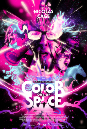 Color Out Of Space new poster is one of the best of the year