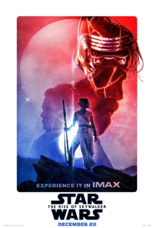 Star Wars: The Rise Of Skywalker special edition posters are a treat