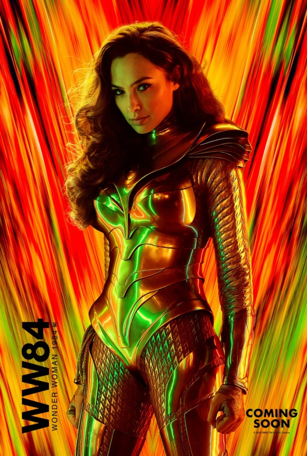 Wonder Woman 1984 new character posters bring the drama - SciFiNow - The World's Best Science ...