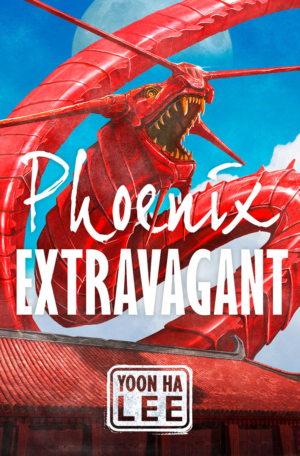 Phoenix Extravagant: Exclusive cover reveal