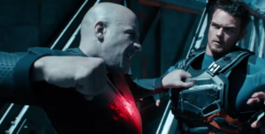 Bloodshot new international trailer pushes Vin Diesel to the limit