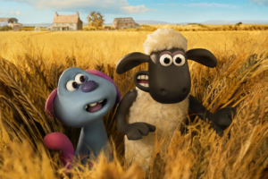 Win A Shaun The Sheep Movie: Farmageddon on Blu-ray with our competition!