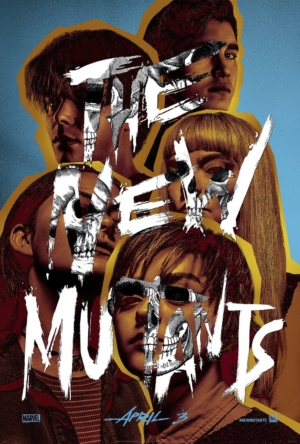 The New Mutants new art poster is bringing up excitement levels