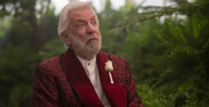 Hunger Games prequel book will follow young President Snow