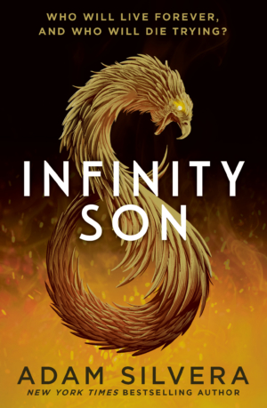 Infinity Son: Interview with author Adam Silvera