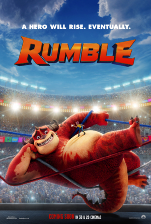 Rumble: Monster poster and trailer revealed