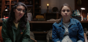 Snatchers: Exclusive clip discusses new species