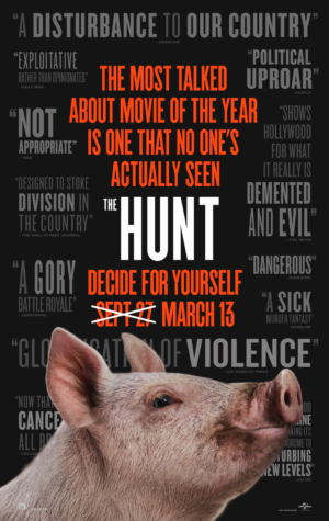 The Hunt: New release date revealed for the controversial horror