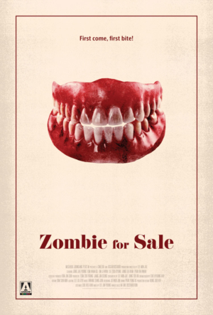 Zombie For Sale: Exclusive poster reveal for new zom-com