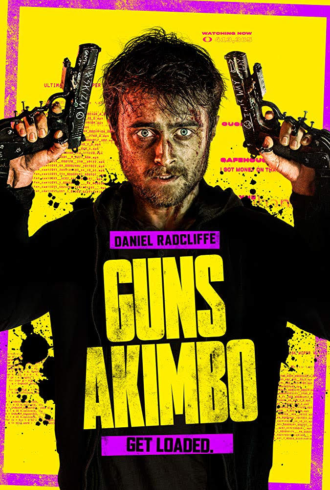 Guns Akimbo Review: The Game Is On