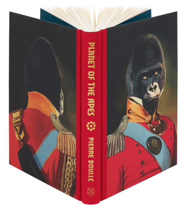Planet Of The Apes: Folio Society produce beautiful edition of Pierre Boulle's classic