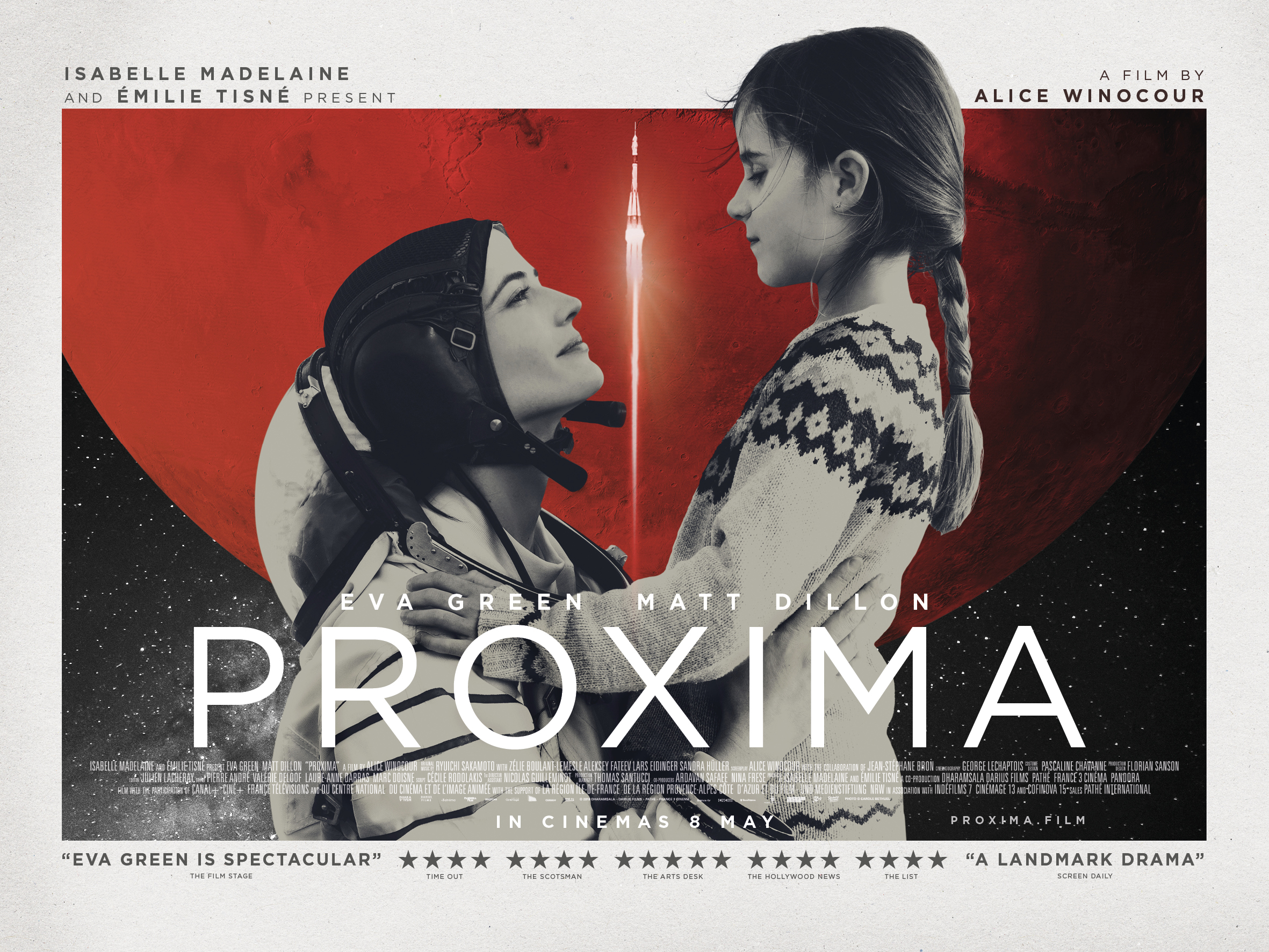 Proxima review: Earthbound space drama with a woman at the core