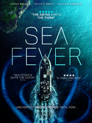 Sea Fever: World Exclusive of New UK Artwork and Clip