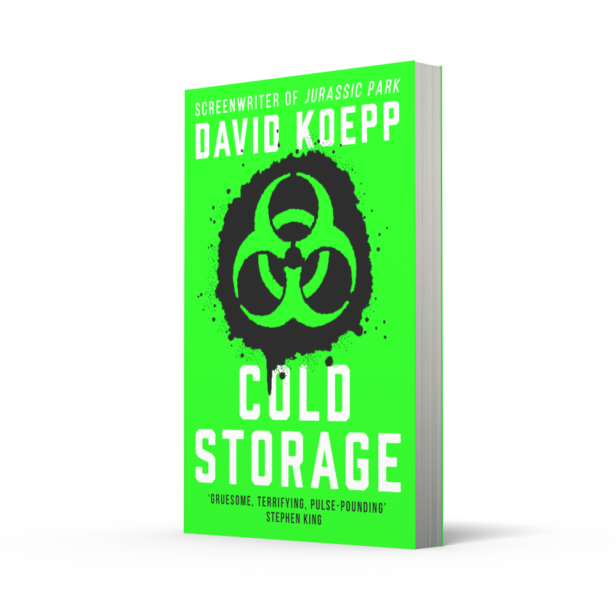 Cold Storage: Exclusive cover reveal