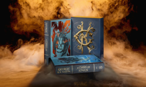 A Clash Of Kings: New illustrated release from The Folio Society