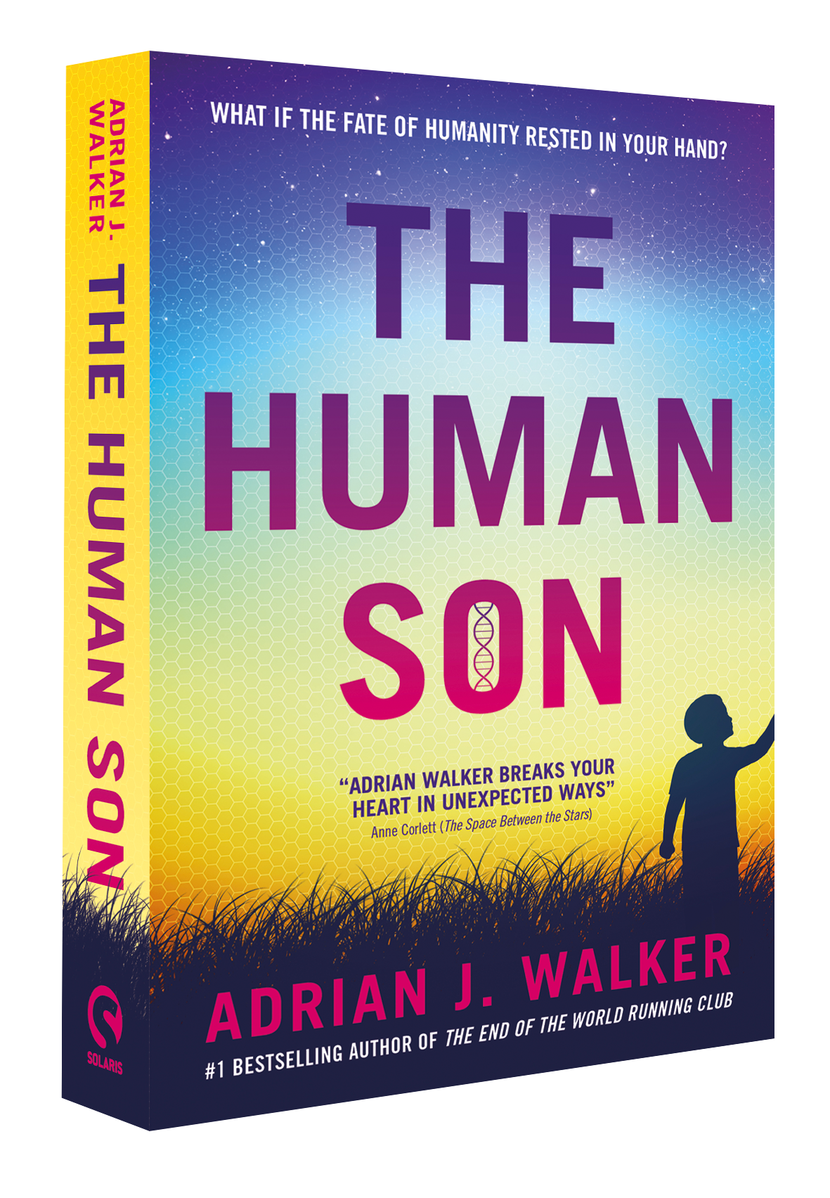 The Human Son review: Humanity and parental connections explored in new sci-fi novel