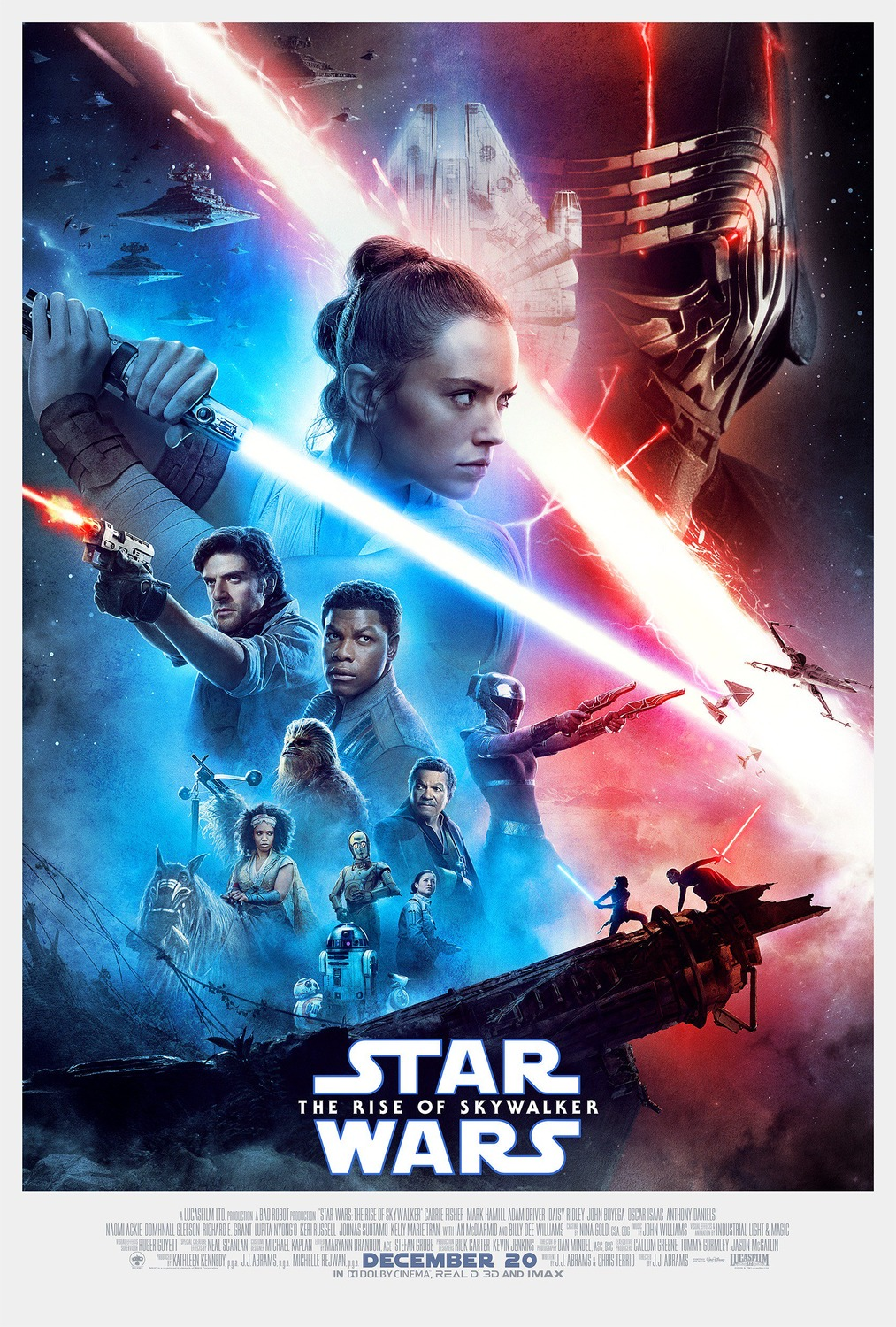 Star Wars Episode IX – The Rise Of Skywalker review: It ends here