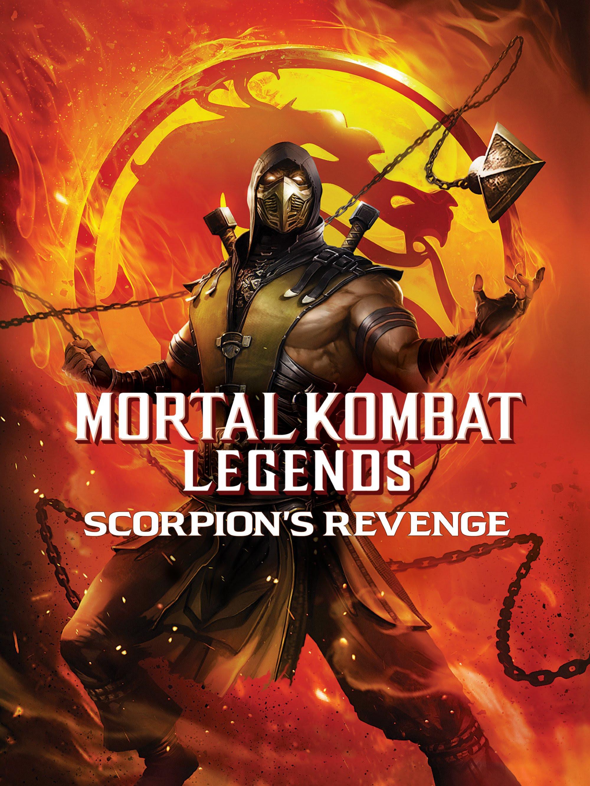 Mortal Kombat Legends: Scorpion Revenge review