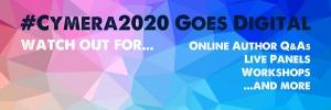 Cymera: Literary festival goes digital for 2020