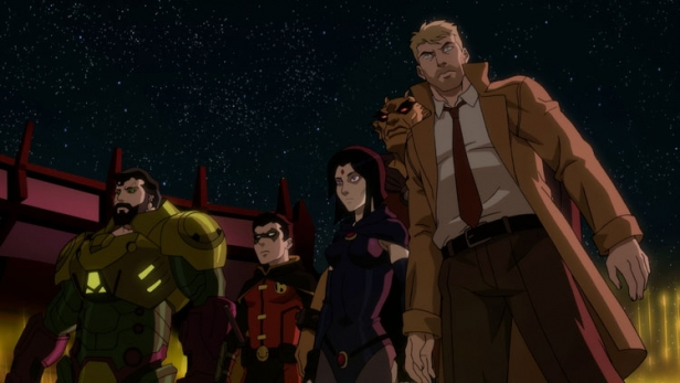 Justice League Dark: Apokolips War review: Back to black