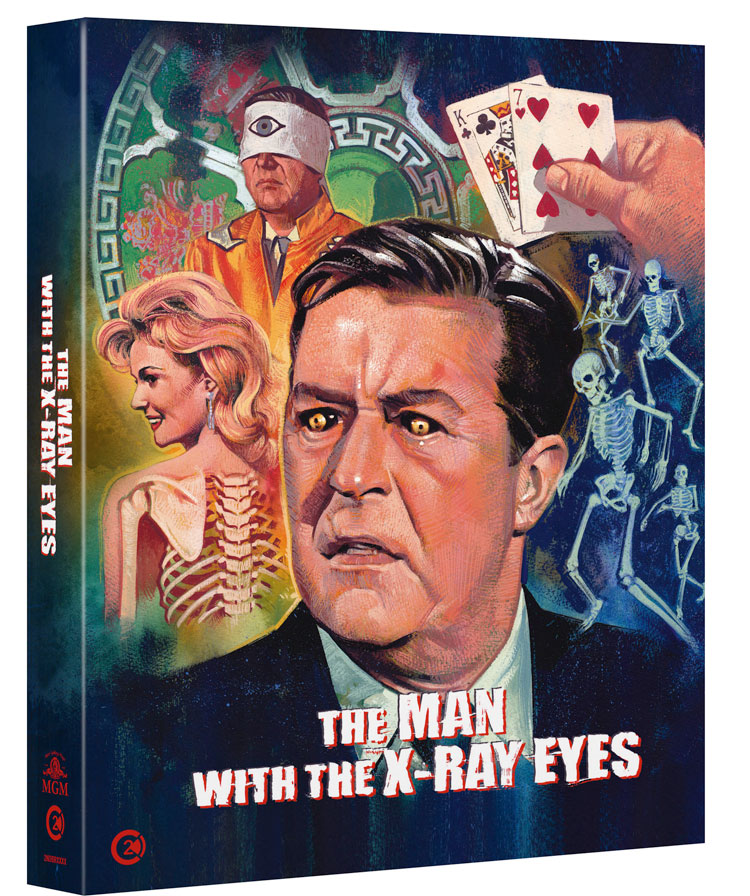 The Man With The X-Ray Eyes review: It's X-cellent!