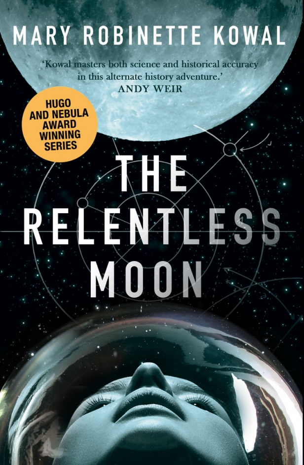 The Relentless Moon: Exclusive UK cover reveal and novel excerpt
