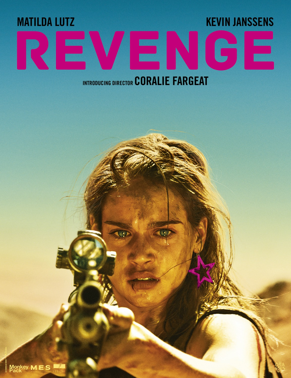 Revenge review: French horror is a masterclass in payback