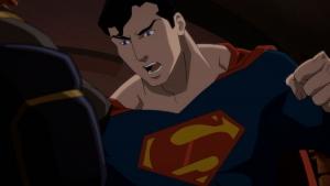 Meet the dark Superman