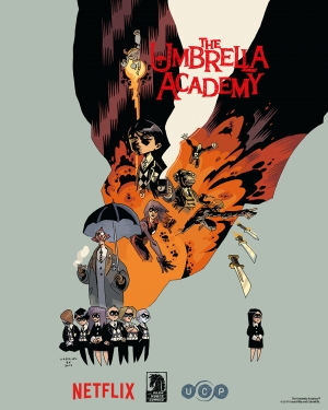 The Umbrella Academy: The super siblings are back
