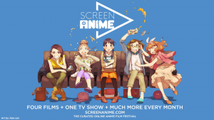 Screen Anime: Online film festival launched