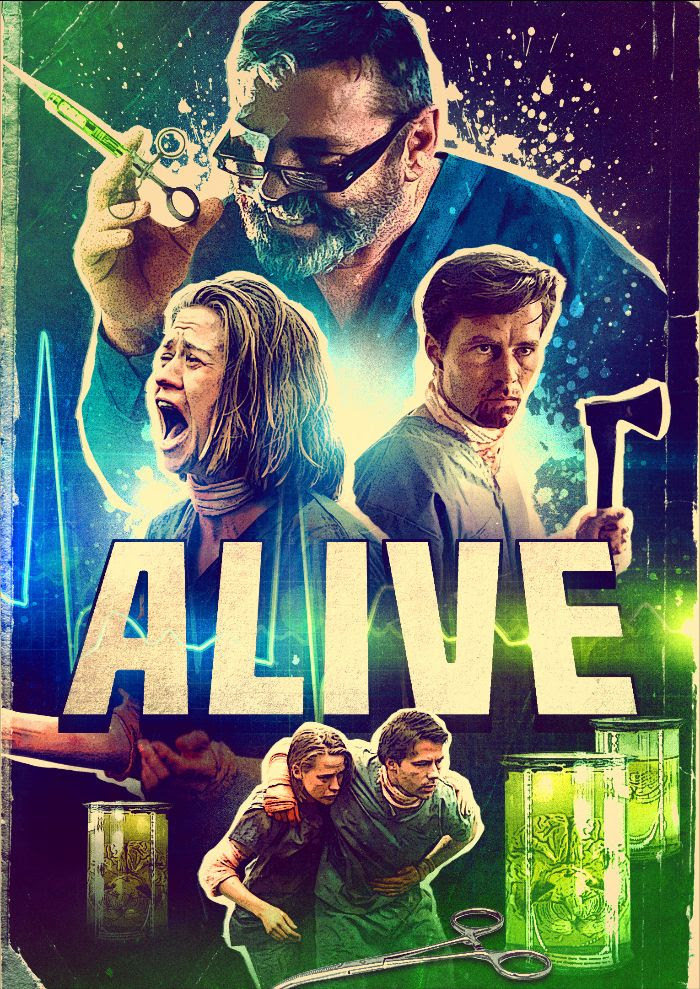 Alive review: Blood-soaked hospital horror with a difference