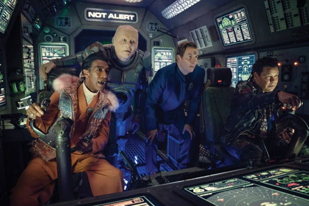 Red Dwarf: The Promised Land review: The second coming  of Cloister