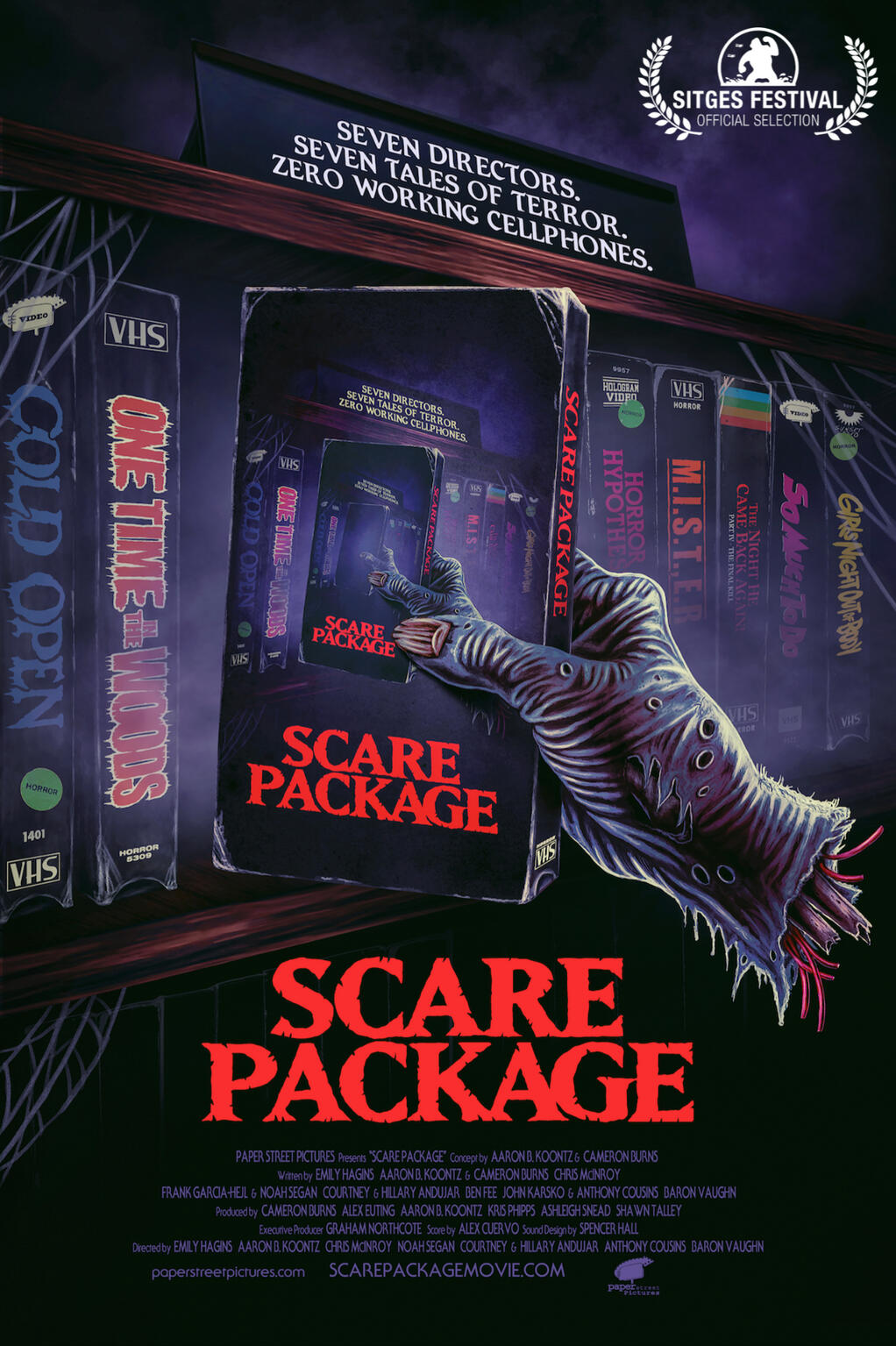 Scare Package review: Anthology of horror