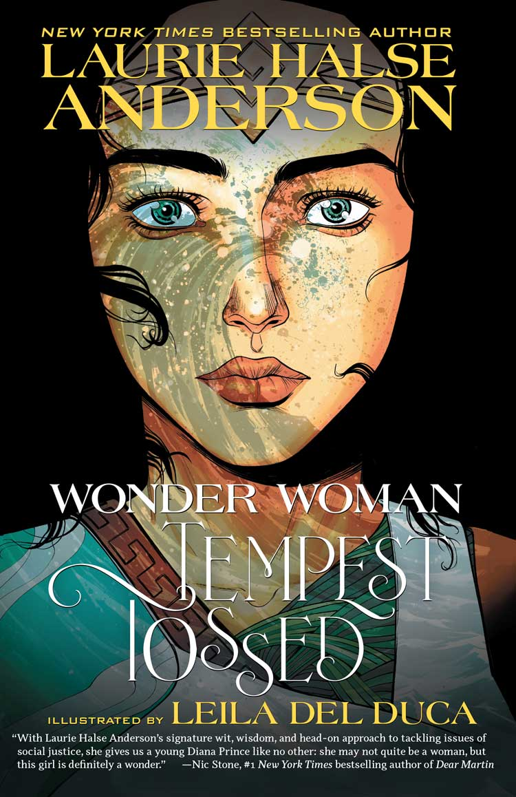 Wonder Woman: Tempest Tossed review
