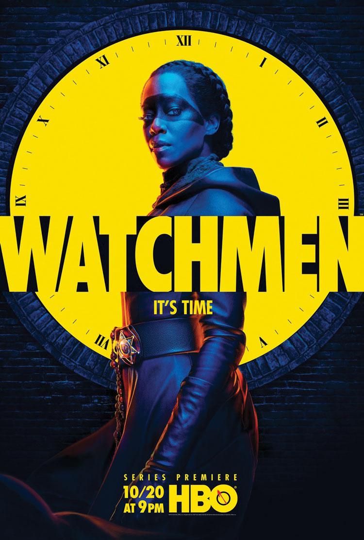 Watchmen review: Tick tock…