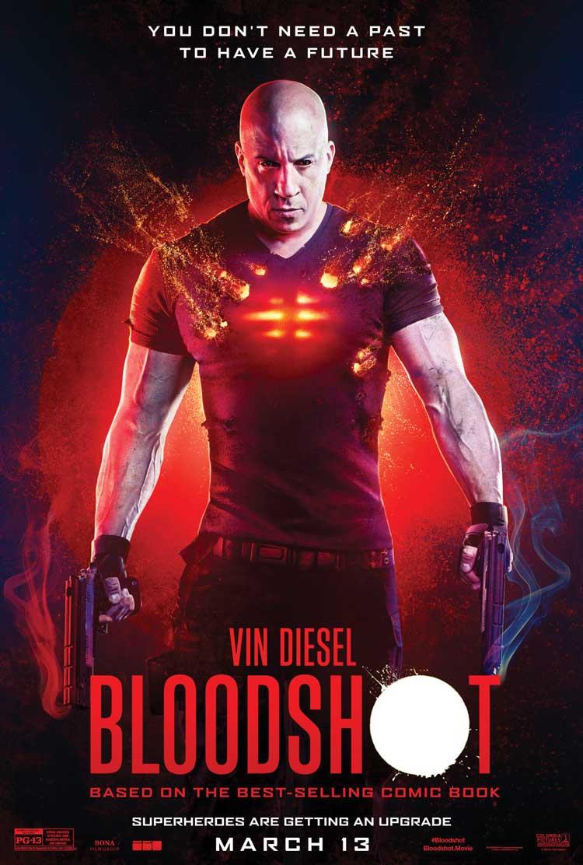 Bloodshot review: Bionic man
