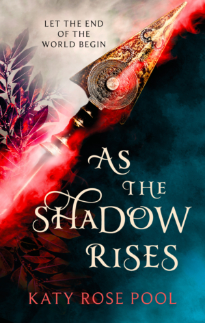 As The Shadow Rises: Cover reveal