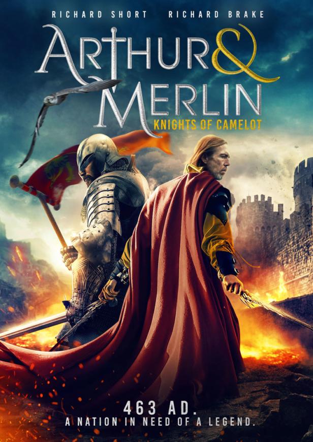 Win Arthur & Merlin: Knights of Camelot