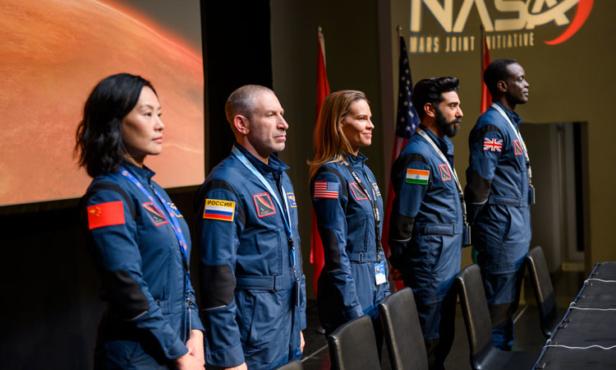 Away: Hilary Swank heads to Mars in new Netflix series