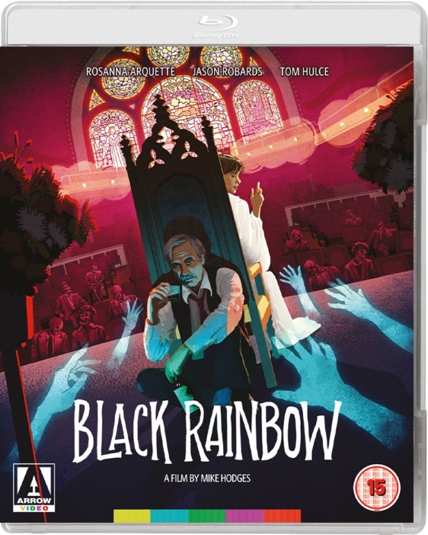 An interview with: Mike Hodges on Black Rainbow