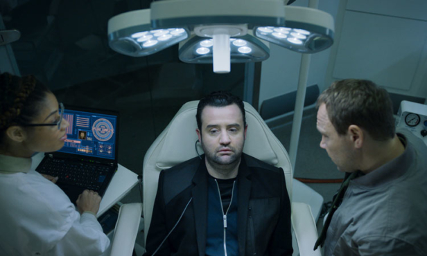 An interview with: Daniel Mays on Code 404