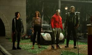 Doom Patrol Season Two: Who ya callin' weird?