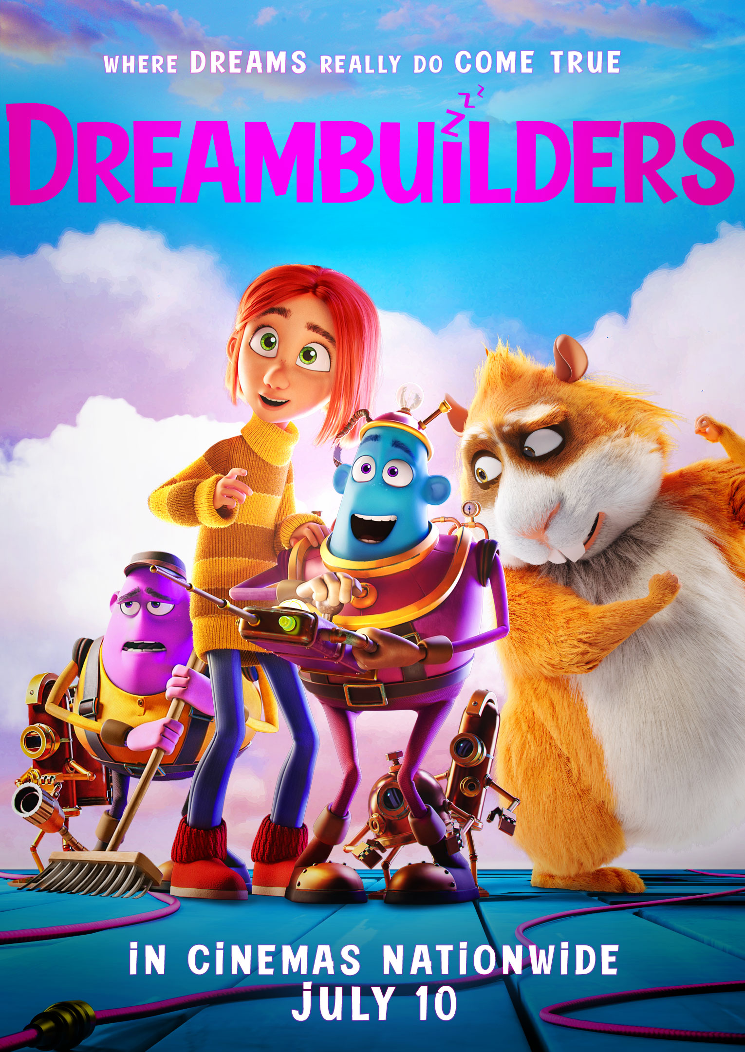 Dreambuilders review: Snap back to reality