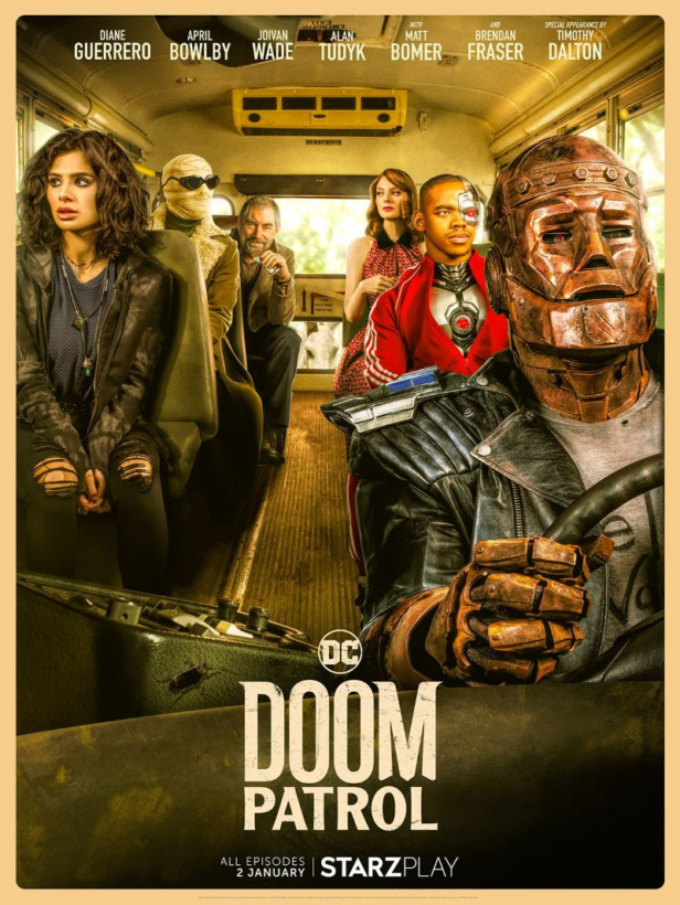 The Top Ten Things We Love About Doom Patrol Scifinow The