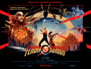 Flash Gordon: Exclusive 4K restoration clip