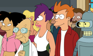 Throwback: Celebrating 21 years of Futurama
