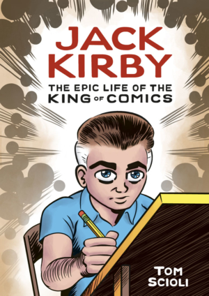 Jack Kirby: The Epic Life Of The King of Comics review